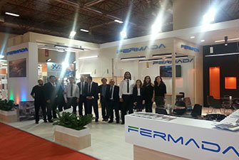 Fermada attended LED Lighting Exhibition
